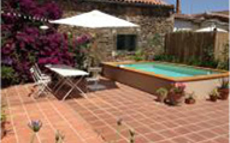 Décorer votre jardin et votre piscine en bois pour les fêtes de fin d'année