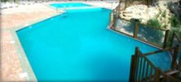 Piscine publique - Arizona Pool - Piscine bois enterrée et semi enterrée à Salins-les-Bains (Jura)