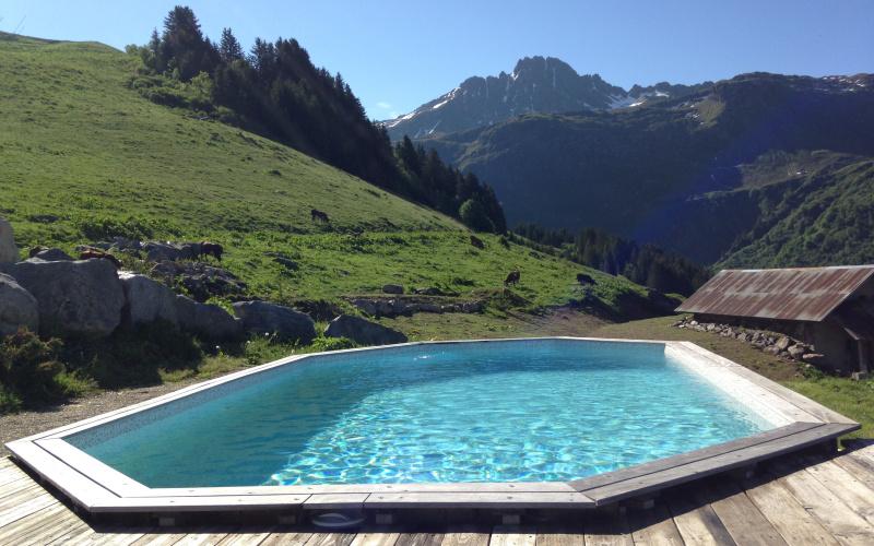 Arizona Pool au Salon de l'Habitat à Besançon