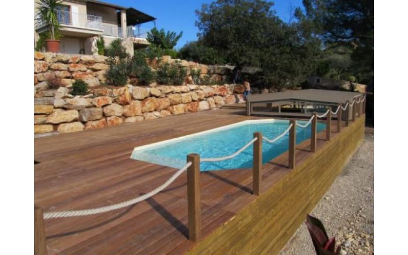 Petite piscine en bois : la solution pratique et design