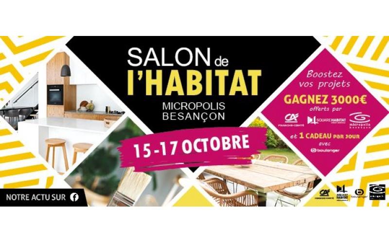 Arizona Pool au Salon de l'Habitat 2021 à Besançon
