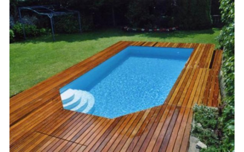 Comment entretenir l'extérieur de votre piscine bois ?